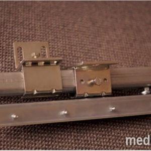 Kurtyny paskowe PCV system przesuwny MeVerti
