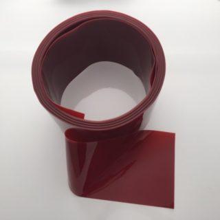 folia spawalnicza czerwona kurtyny spawalnicze