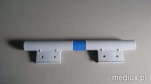 okucie na pas folii kurtyny PCV mankietowe z tworzywa PCW system mankietowy