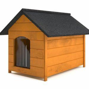 kurtyna do budy - buda dla psa z izolacją z pasów folii pcv
