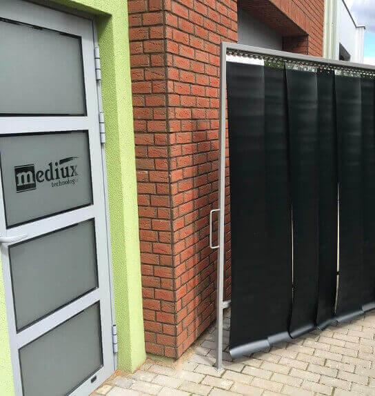 producent kurtyn pcv Mediux Technologie