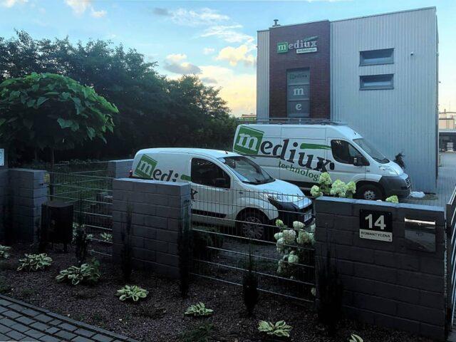 producent kurtyn pcv Mediux